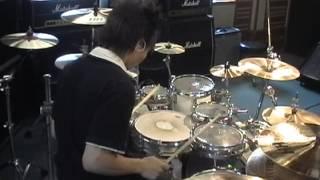 Gambar cover 【L'Arc~en~Ciel drum cover】NEXUS 4