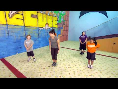 HealthWorks!  Youth Fitness 101 - Cool Down  |  Cincinnati C