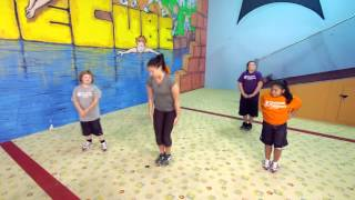 HealthWorks!  Youth Fitness 101 - Cool Down  |  Cincinnati Children's