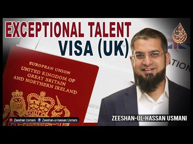Exceptional Talent Visa (UK)