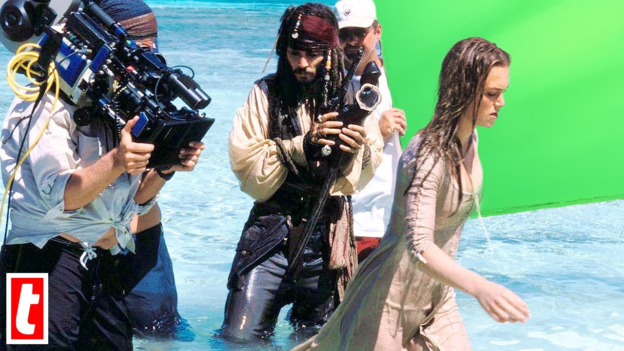 Download Pirates Of The Caribbean Curse Of The Black Pearl Behind The Scenes