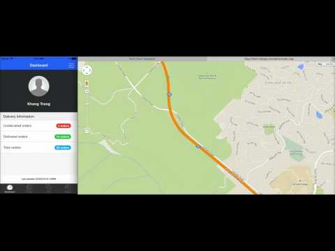 Operations - Deliver Logic Geolocation Tracking