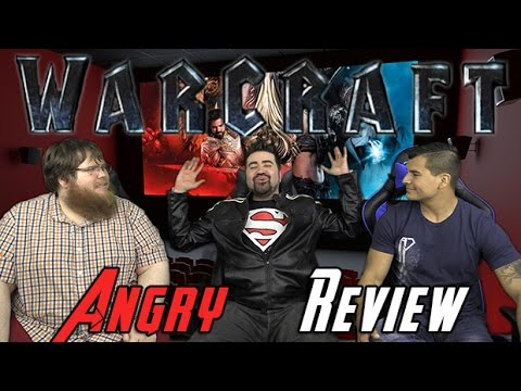 Warcraft Angry Movie Review