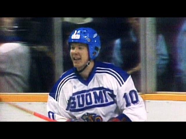 Olympialeijonat Calgary 1988 tiiseri