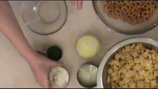 How To Make Crunchy Trail Mix Snack By Linda Peterson