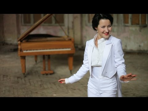 "Modern swing ""Revival"" by Ksenia Parkhatskaya to Christian McBride Big Band ""In a Hurry"""