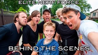 Behind the Scenes | Elite Nerf Force!