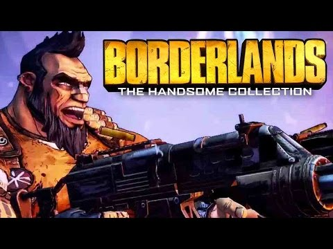 Borderlands: The Handsome Collection - PS4 & Xbox One Announcement Trailer