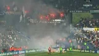 Fck - BiF - Romerlys Brøndby Stadion
