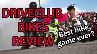 Best Bike Game Ever? - Driveclub Bikes Review