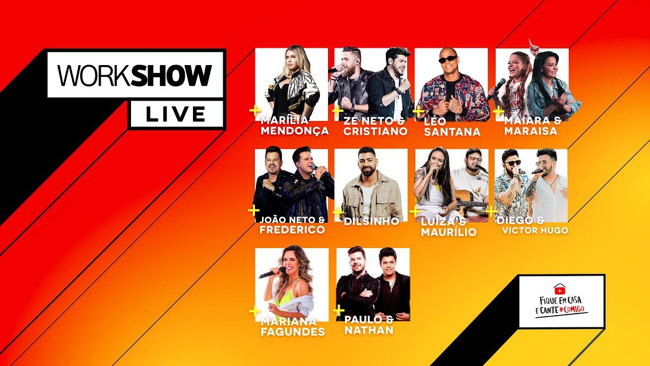 WorkShow Live #FiqueEmCasa - Todos os canais, conectados como um só