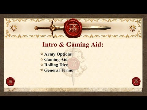 Learn to Play 9th Age - 1 Intro