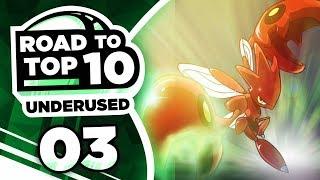 Pokemon Showdown Road to Top Ten: Pokemon Ultra Sun & Moon UU w/ PokeaimMD #3