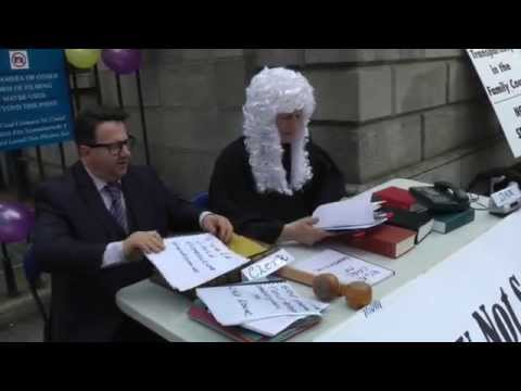 Fathers Rights Moot Court - Fatherless Day June 2014