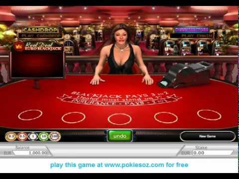 Real Blackjack Game