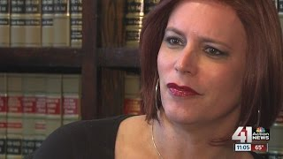 Transgender lawyer speaks out against Kansas birth certificate bill