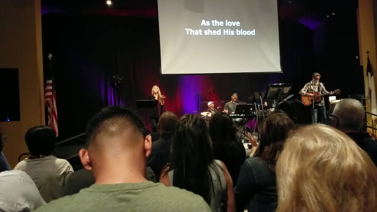 Chris Lizotte Kirsten Ford His Love Has Lifted Me Calvary
