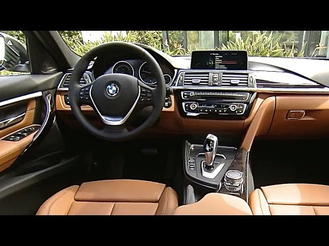 Bmw 3 Series Touring Interior 2016 Luxury Line Bmw 330d F30
