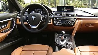 bmw 3 series touring interior 2016 luxury line bmw 330d f30 f31commercial carjam tv
