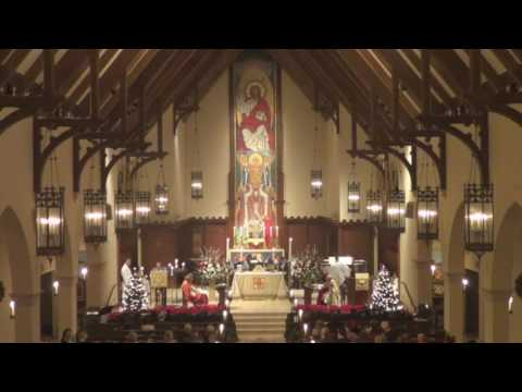 Christmas Eve Liturgy 2016