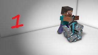 Minecraft Прохождение Серия 1 (Выживание или дневники профана)