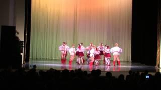 Детские танцевальные коллективы Стрекач