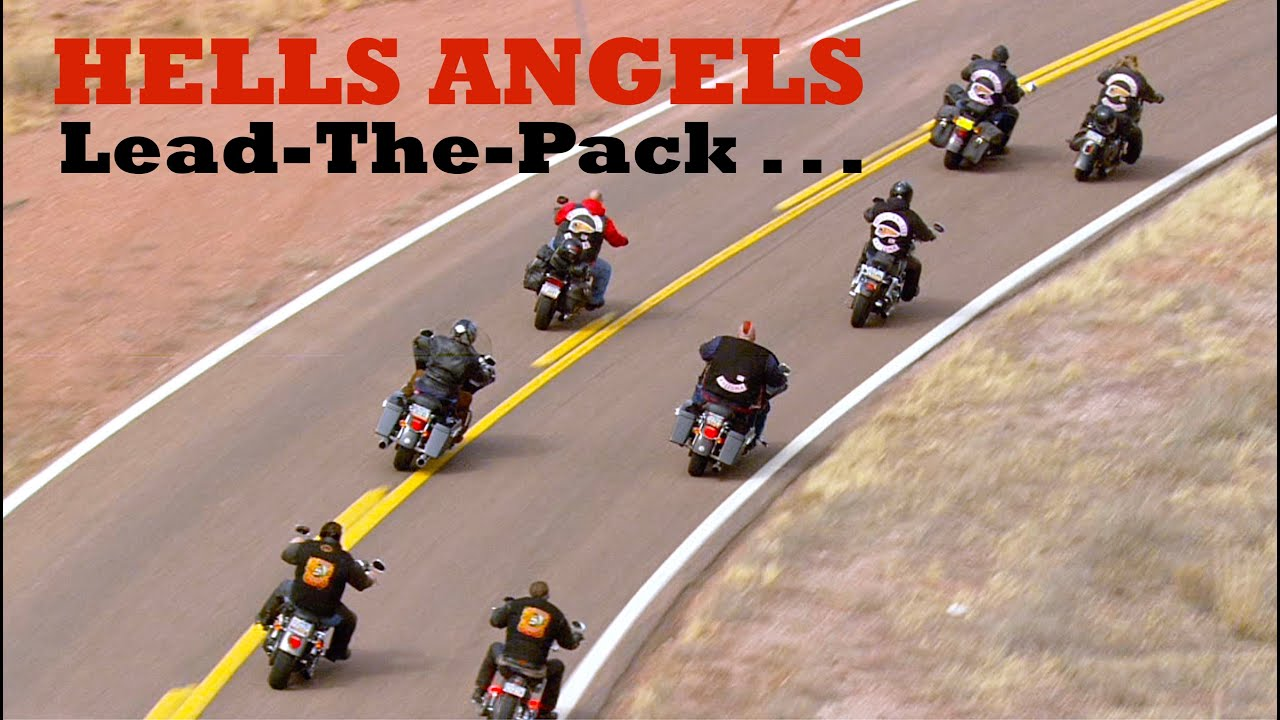 "HELLS ANGELS Lead-The-Pack ""Movie Link"":"