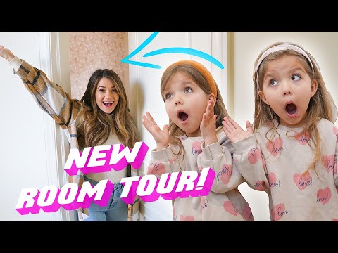 THE TWINS NEW ROOM REVEAL!
