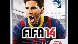 FIFA 14 Gameplay On Android