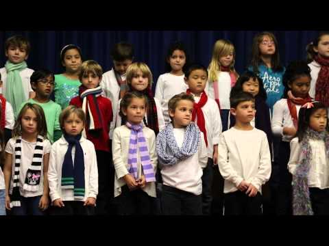 Overland Elementary School 1st Grade Holiday Performance