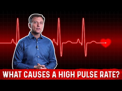 What Causes a High Pulse Rate?