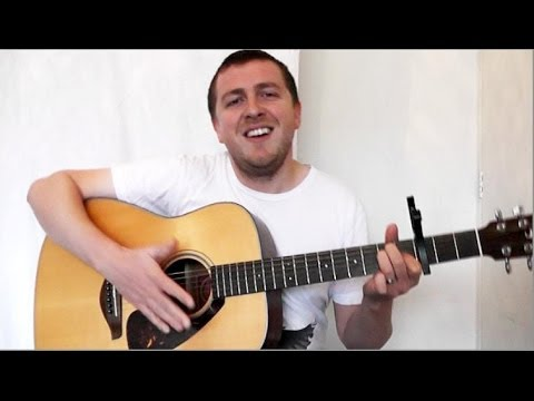 Guitar Lesson - Kiss From A Rose - Seal - Drue James - YouTube