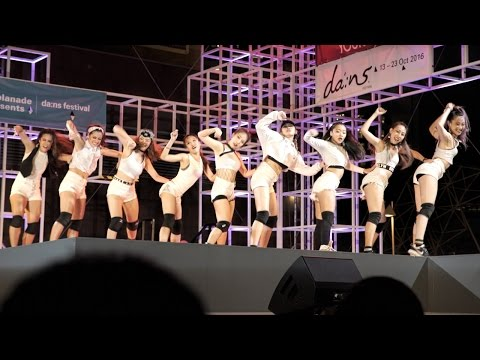 Honey J & Z.Sun Item | Sixteen Dance Challenge 2016 | RPProductions