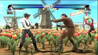 Tekken Tag Tournament 2 - MazManZero Vs Crowquilt [23rd of Jan 2013] (Part 1 of 2)