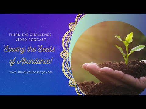 Episode 59 – Sowing the Seeds of Abundance