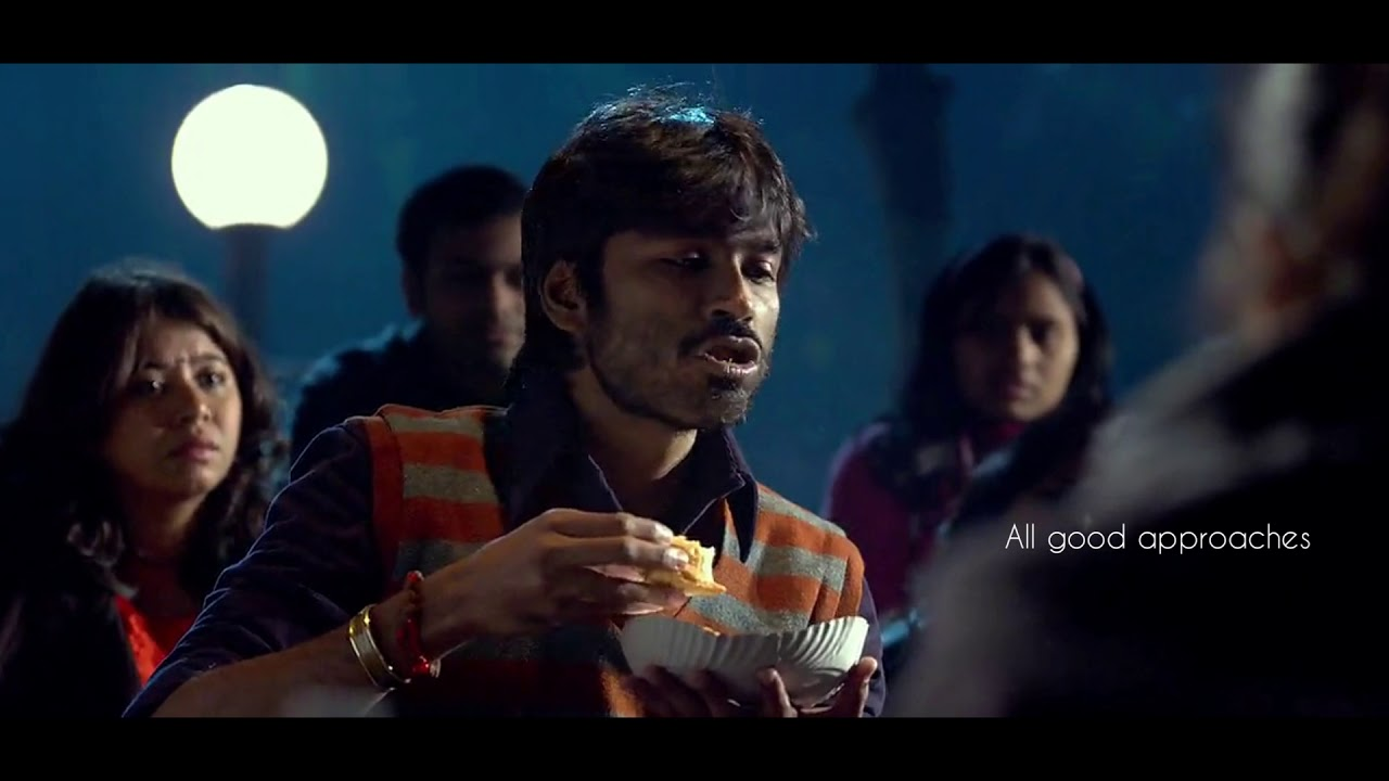 Download Dhanush funny scene movie Raanjhanaa
