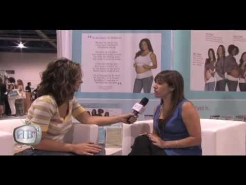 HBTV's Amber Goetz talks with Ingrid the creator of the orignal Bella Band