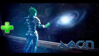 Aeon Cryohazard (2014) ММО стратегия про космос. Как строить базу