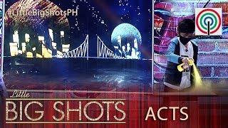 Little Big Shot Philippines: Rhyle | 10-year-old Spray Paint Artist