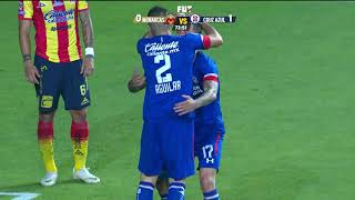 Monarcas 0-2 Cruz Azul | Jornada 17 - Apertura 2018