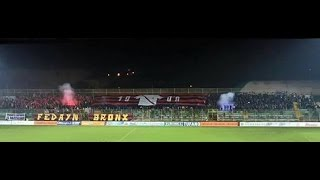 Casertana - Catania 2-0 Ultras Casertani