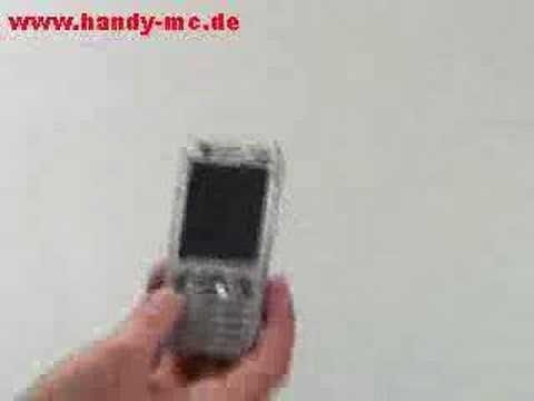 Sony-Ericsson W890i Erster Eindruck
