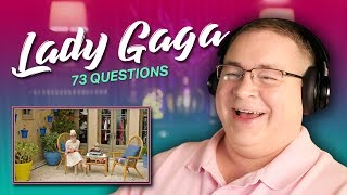 Lady Gaga Reaction | 73 Questions (more like 37)
