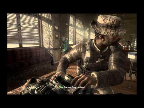 Modern Warfare 3 - Soap's Death & Yuri's Past 1080p HD