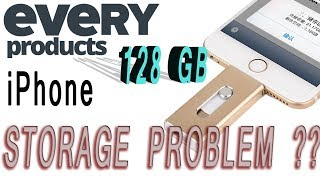 Flash Drive For iPhone Review - Unbox
