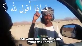 This video has gone viral in  Arab world - Watch to find out why | Check the level of Imaan he has!