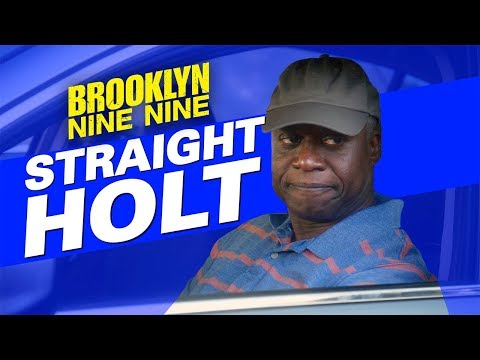 Straight Holt | Brooklyn Nine-Nine
