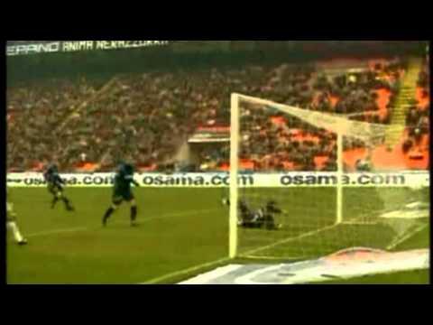 Inter-Verona 3-0 - Doppietta di RONALDO - Radiocronaca di Livio Forma (19/12/2001) Radio Rai