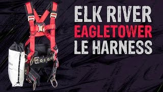 Elk River EagleTower LE Tower Climbing Harness - GME Supply