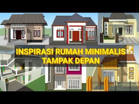Inspirasi Desain Rumah Minimalis Tampak Depan Youtube